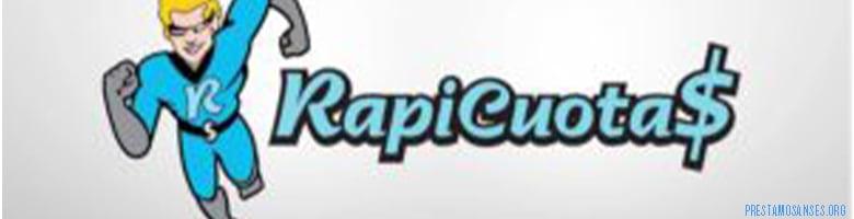 mini prestamos con Dni Rapicuotas Online