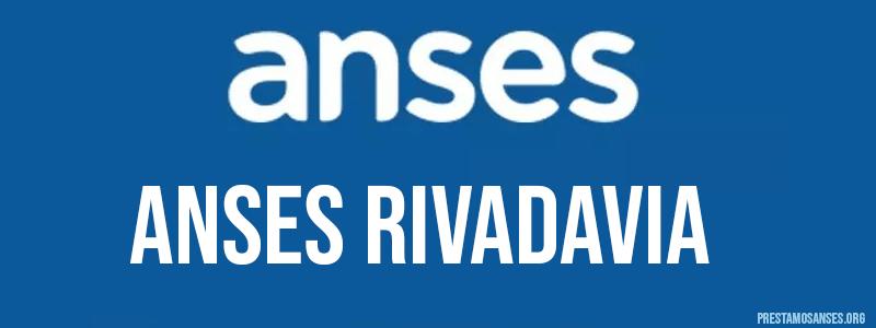 Anses Rivadavia Mendoza