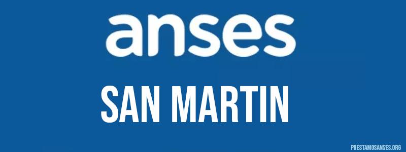 Anses San Martin Mendoza