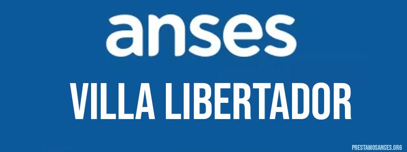 Anses villa Libertador